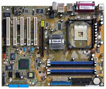 Asus-P4C800-E Motherboard