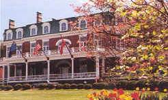 Martha Washington Inn - Daytime