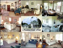Summerfield Inn Bed and Breakfast, Abingdon, Va