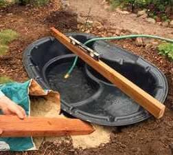 Building A Water Garden