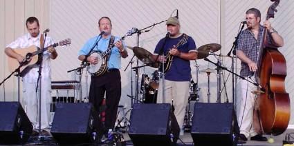 Black Diamond Bluegrass Band