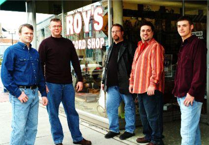 Blue Moon Rising Bluegrass Band