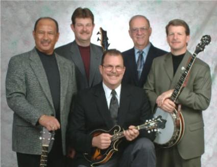 ChurchYard Grass Gospel-Bluegrass Band Photo