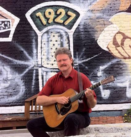 Tim Stafford - Bluegrass Guitarist