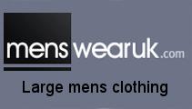 Large Men's Clothing UK