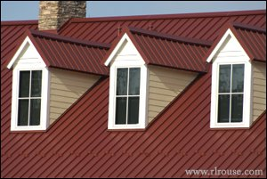 5 Reasons To Install A Metal Roof