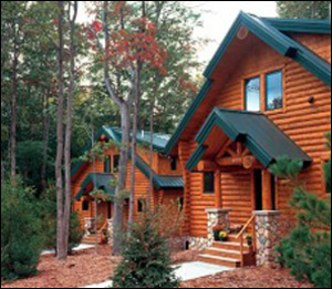 Options for remodeling with log siding for Log siding options