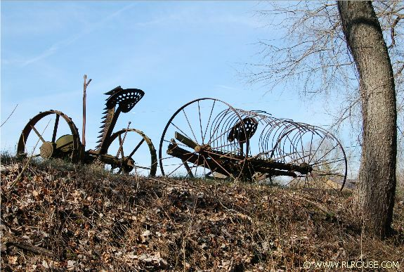 Antique Hay Rake Parts : Used tractors and farm machinery for sale by fastline