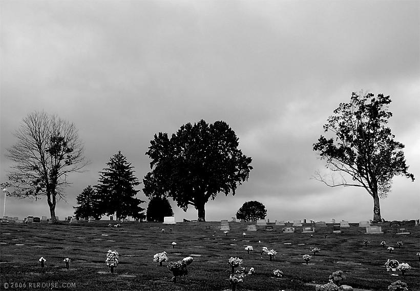 Knoll Kregg Cemetery in Abingdon, Virginia.