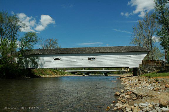 Elizabethton, Tennessee's Doe River Covered Bridge is one of the most
