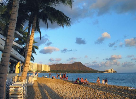 Waikiki Beach Amp Diamond Head