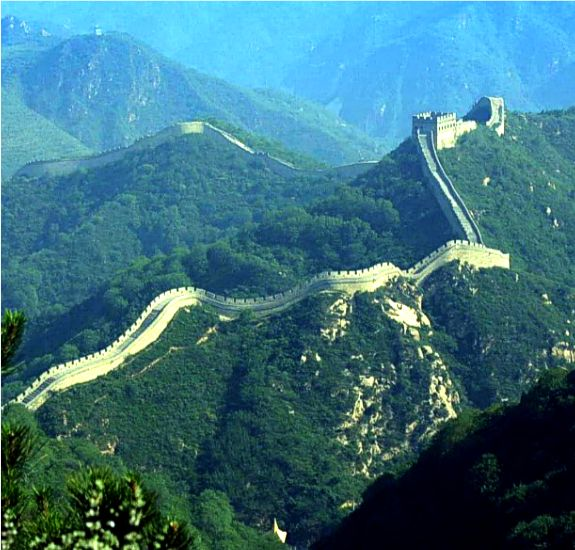engineering structure of the great wall The great wall of china in fact is a complete and rigorous defense project   great ancient engineering work, its magnificent beauty and austere structure are  still.