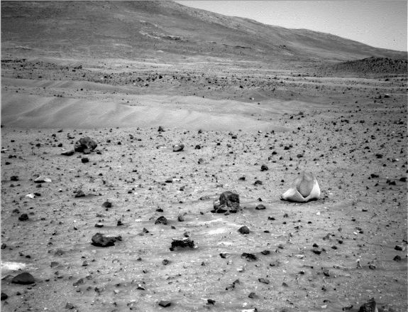 surface of mars today - photo #8