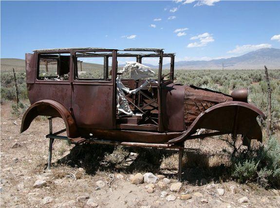 Antique Junk Cars For Sale