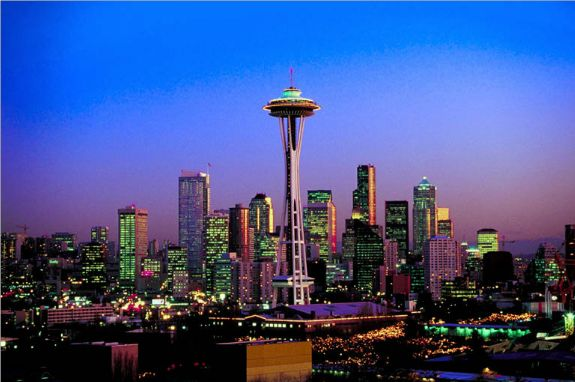 Which City Home Of Foot Space Needle