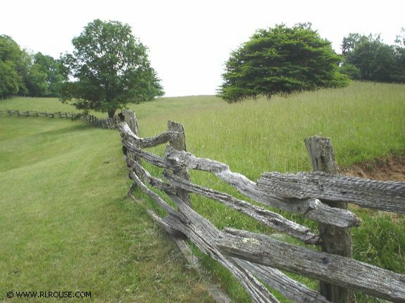 Building A Post-and-Rail Fence - Home Improvement Made Easy with