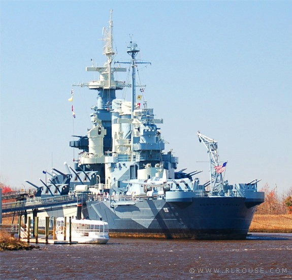 Uss-north-carolina