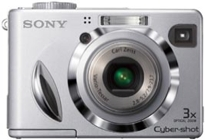 Sony Cybershot DSC-W7 Digital Camera